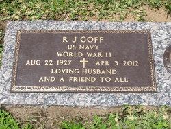 R. J. Goff