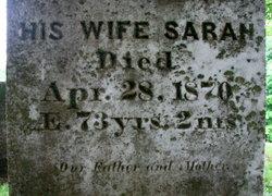 Sarah <i>Lovering</i> Downing