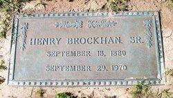 Henry Brockhan, Sr