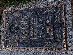 Marvin D. Bales