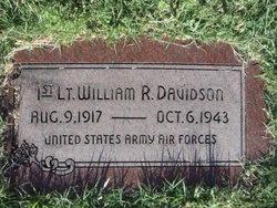 William R. Davidson