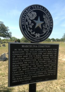 Marcelina Baptist Church Cemetery