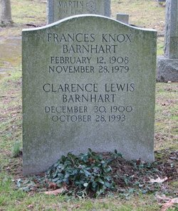 Clarence Lewis Barnhart