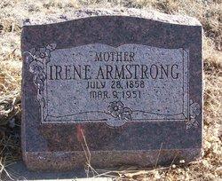 Irene <i>Brown</i> Armstrong