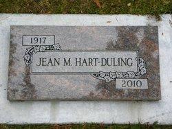 Jean H. <i>Macaulay</i> Hart-Duling
