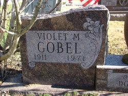 Violet Marie <i>Phillips</i> Gobel