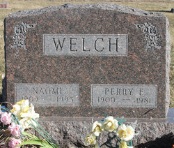 Perry E. Welch
