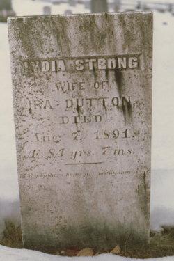 Lydia <i>Strong</i> Dutton