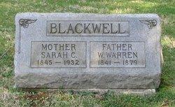William Warren Warren Blackwell