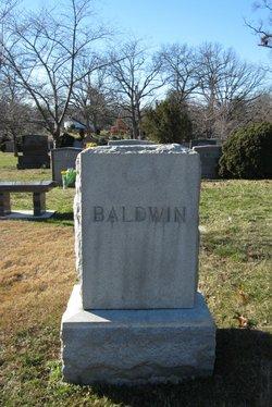Ernest Gilman Baldwin
