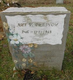 Amy V. Preston