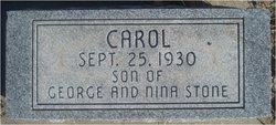 Carol Stone