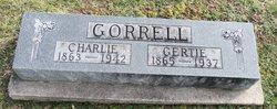 Gertie Mae <i>Pierson</i> Gorrell