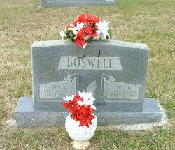 Sue Elizabeth <i>Byrd</i> Boswell