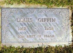 Louis V Giffin