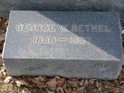 George Wallace Bethel
