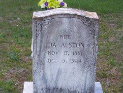 Ida <i>Smalls</i> Alston