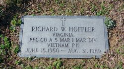 PFC Richard William Hoffler