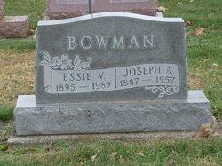 Joseph Alvador Bowman