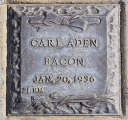 Carl Aden Bacon