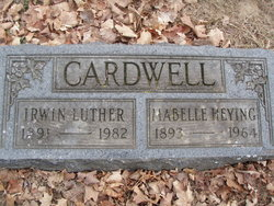 Irwin Luther Cardwell