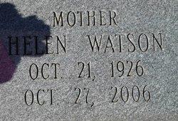 Helen <i>Watson</i> Driskell