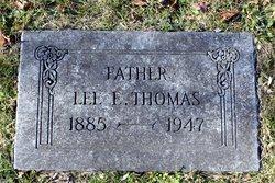 Lee Ernest Thomas