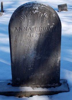 Anna <i>Gundy</i> Brown