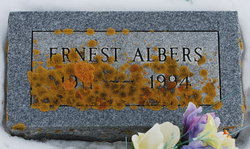 Ernest Albers