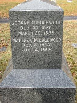 Matthew Middlewood