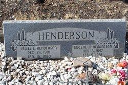 Jewel L Henderson