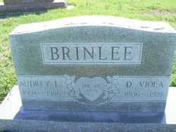 Audrey Lawton Brinlee