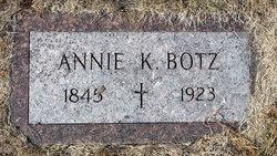 Annie K Botz