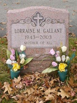 Lorraine M Gallant