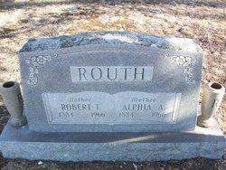 Alphia Allis <i>White</i> Routh
