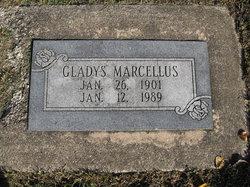 Gladys Hoffmann <i>Thompson</i> Marcellus