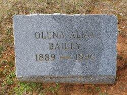 Alma O Bailey