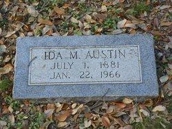Ida May <i>Montgomery</i> Austin