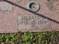 Mildred <i>Donham</i> Burke