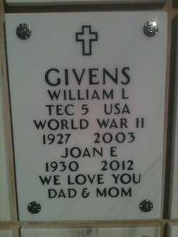 William L Givens