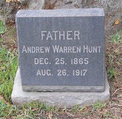Andrew Warren Hunt