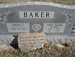 Vera Marie <i>Slusher</i> Baker