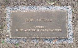 Ruby Faye <i>Holcomb</i> Kattner