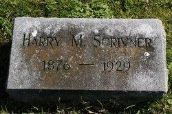 Harry M Scrivner