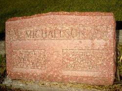 Anna Sophie <i>Olsen</i> Michaelson