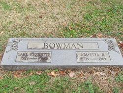 Armetta Eve <i>Brindle</i> Bowman