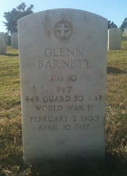 Glenn Barnett