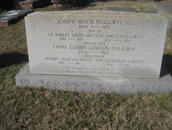 Dr Joseph Minor Holloway