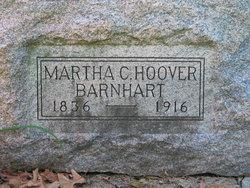 Martha Coleman <i>Hoover</i> Barnhart