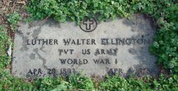 Luther Walter Ellington